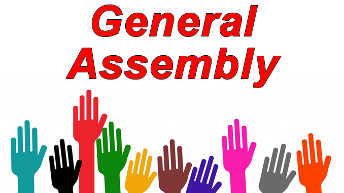 General Assembly 2020 – invitation